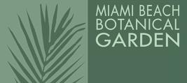 Miami Beach Botanical Garden logo